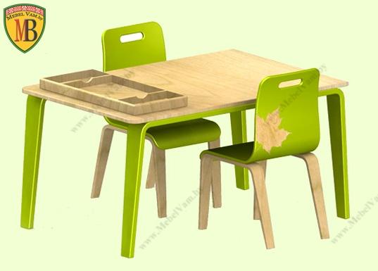 Детские столики складные