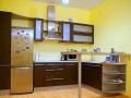 современная мини кухня