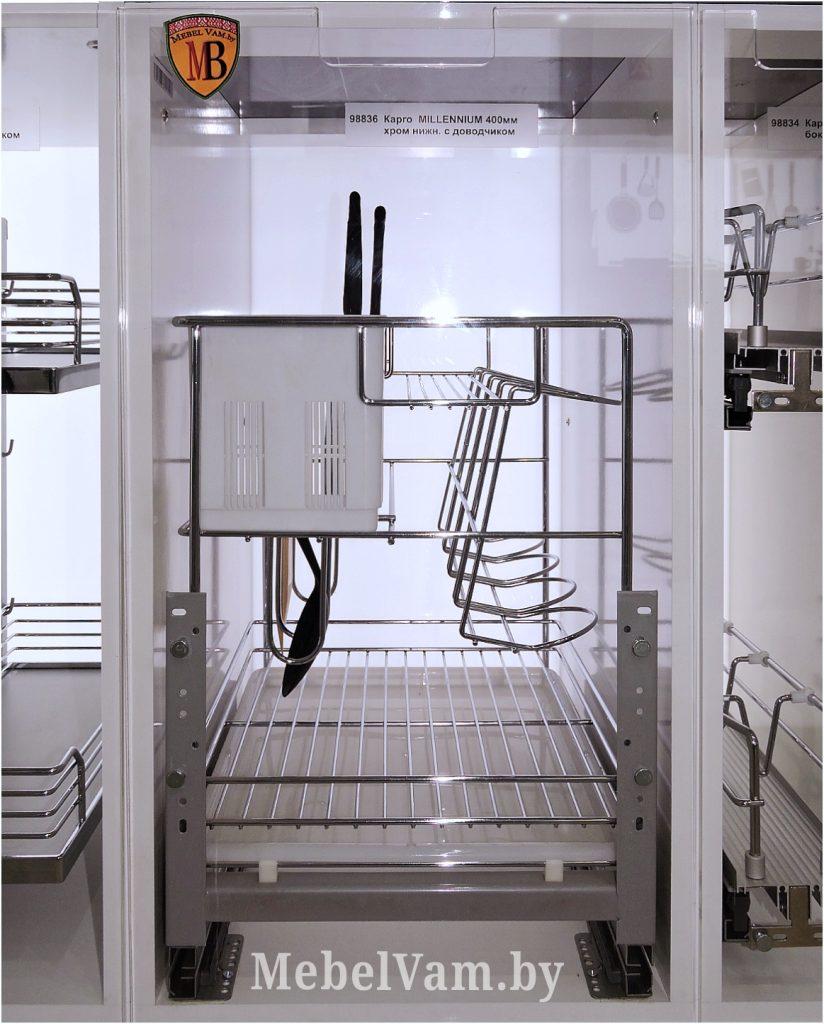 Кухонная фурнитура для производства дизайнерской мебели