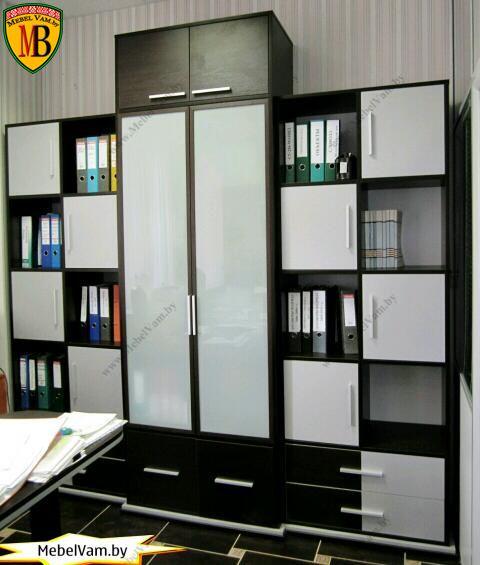 Офисные шкафы в Минске