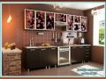 дизайн маленькой кухни_N201_страна происхождения_Беларусь_цена договорная_материал_корпус_дсп, Мдф, стекло.