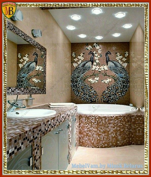 Стильные аксессуары для ванной