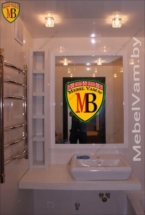 Мебель для ванной_под заказ_минск