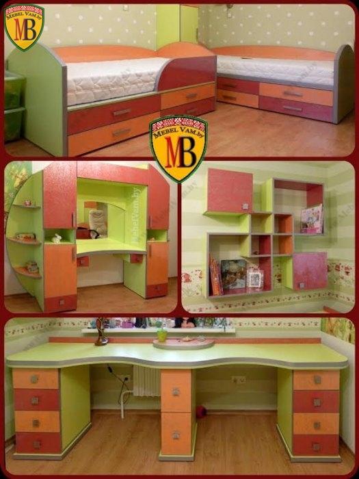набор детской мебели под заказ