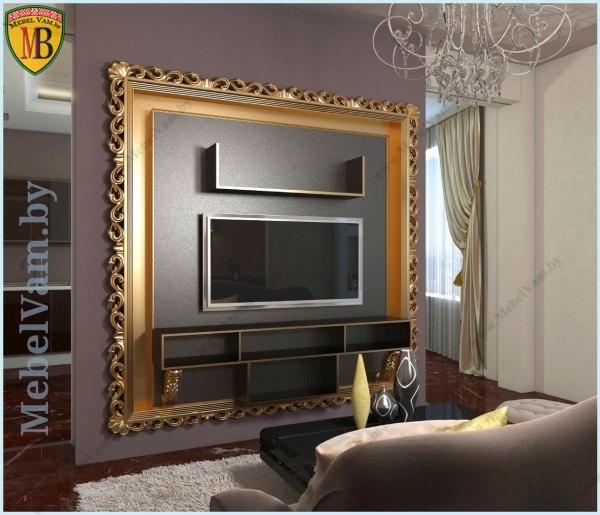 мебель для зала современный дизайн