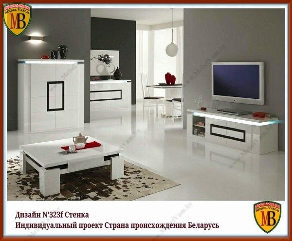стенка для гостинной_дизайн_474_минск