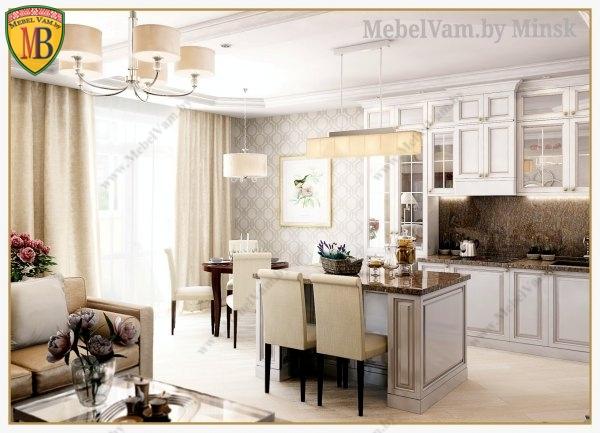 кухни_657а_дизайнерская под заказ_минск_5_корпусная мебель_стиль_кантри