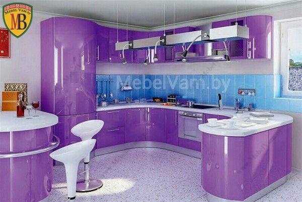 Дизайн кухни в Минске