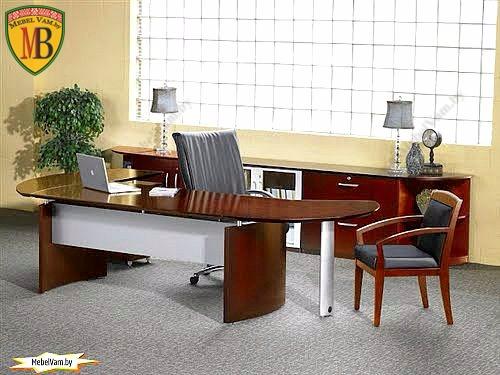 СТО РУКОВОДИТЕЛЯ_ПОД ЗАКАЗ_В МИНСКЕ_office furniture _2