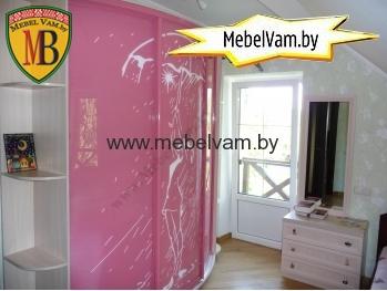 """РАДИУСНЫЙ ШКАФ~МЕБЕЛЬ~""""MebelVam""""~16"""