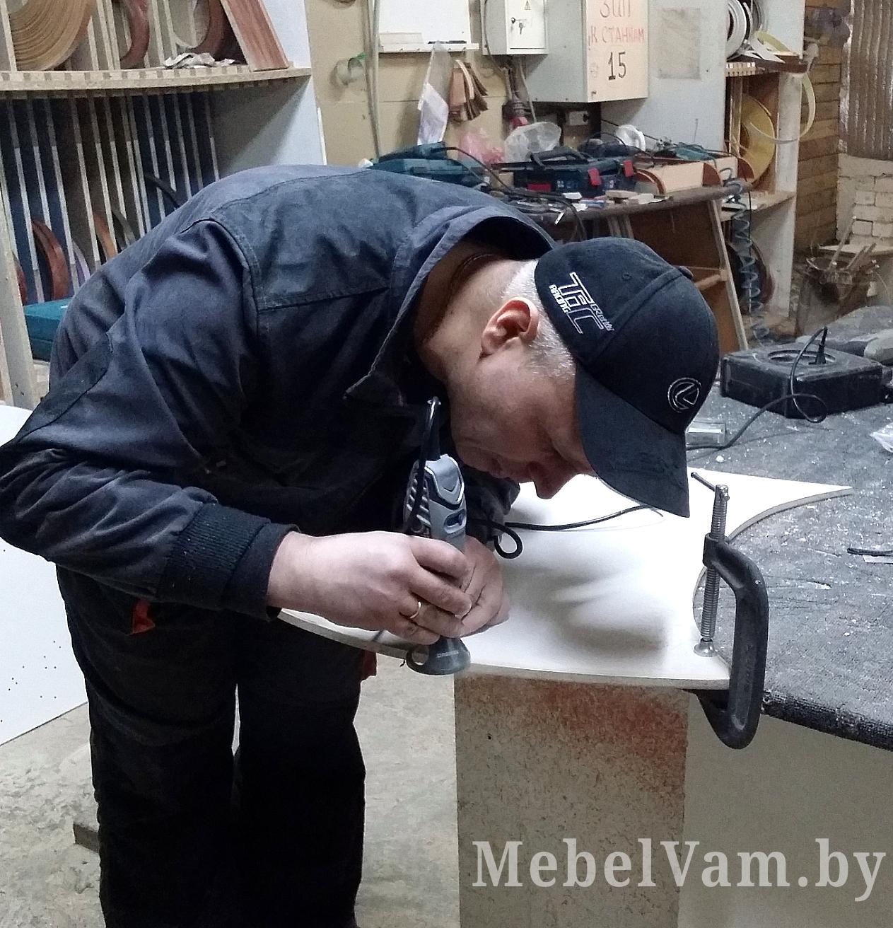 Изготовление авторской мебели в Минске
