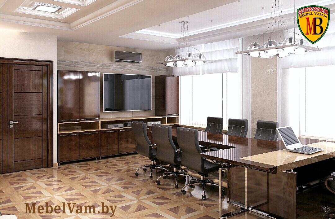 Мебель для офиса в кабинет руководителя